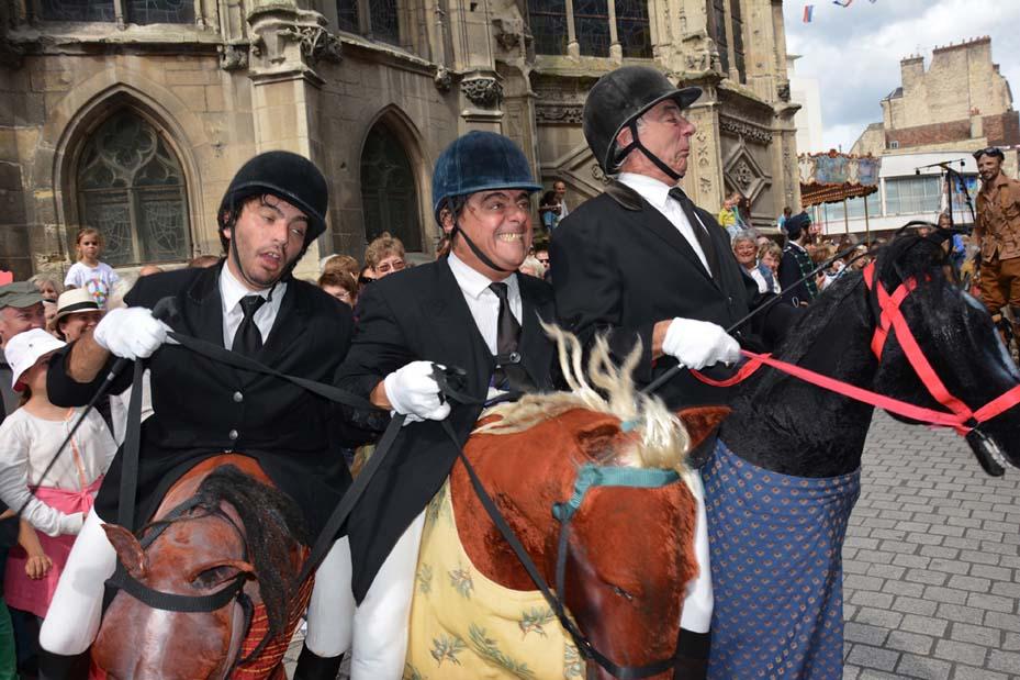 8 - The Horsemen